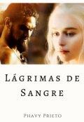 """Cubierta del libro """"Lágrimas de Sangre"""""""