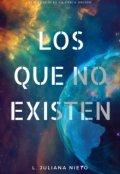 """Cubierta del libro """"Los Que No Existen"""""""