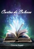 """Cubierta del libro """"Cartas de colores"""""""