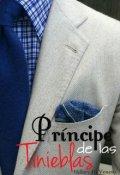 """Cubierta del libro """"Príncipe de las Tinieblas"""""""