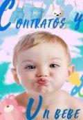 """Cubierta del libro """"Contratos y un Bebe """""""