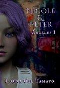 """Cubierta del libro """"Ángeles I. Nicole y Peter"""""""