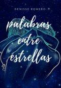 """Cubierta del libro """"Palabras entre estrellas"""""""