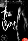 """Cubierta del libro """"The Boy [ella es mía 2°]"""""""