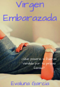 """Cubierta del libro """"Virgen Embarazada"""""""