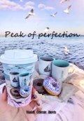 """Обложка книги """"Peak of perfectoin """""""