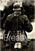 """Cubierta del libro """"Breathe."""""""