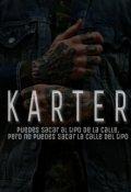 """Cubierta del libro """"Karter """""""