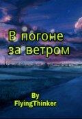 """Обложка книги """"В погоне за ветром"""""""