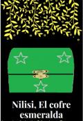 """Cubierta del libro """"Nilisi, El cofre esmeralda"""""""
