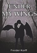 "Cubierta del libro ""Under My Wings"""