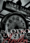 """Cubierta del libro """"Del otro lado del andén"""""""