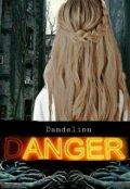 "Cubierta del libro ""[d]anger"""