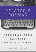 """Cubierta del libro """"Relatos y Poemas"""""""