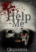 """Cubierta del libro """"Help me"""""""