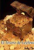 """Cubierta del libro """"El tesoro de Leyfewof."""""""