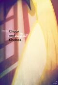 """Обложка книги """"Chaos and Kindness"""""""