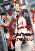 "Cubierta del libro ""Between The Dead   Kookmin   O.S"""