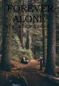 """Cubierta del libro """"Forever Alone """""""
