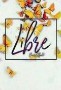 """Cubierta del libro """"Libre"""""""