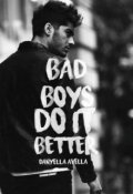 "Cubierta del libro ""Bad Boys Do It Better."""