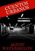 """Cubierta del libro """"Cuentos urbanos"""""""