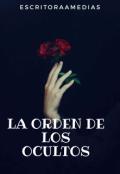 """Cubierta del libro """"La Orden De Los Ocultos"""""""