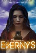"""Cubierta del libro """"Evernys"""""""