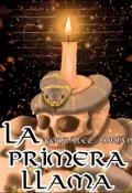 """Cubierta del libro """"La primera llama"""""""