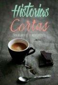 """Cubierta del libro """"Historias Cortas"""""""
