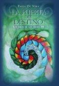 """Cubierta del libro """"La puerta del Destino (los Hijos de los Dioses 3)"""""""