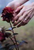 """Обложка книги """"Плач роз"""""""