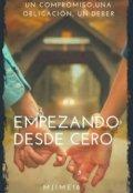 """Cubierta del libro """" empezando desde Cero"""""""