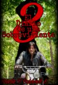 """Cubierta del libro """"El Diario de una Sobreviviente- Parte 3"""""""