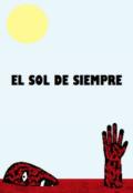 """Cubierta del libro """"El sol de siempre"""""""