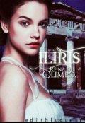 "Cubierta del libro ""Iliris: Reina del Olimpo"""