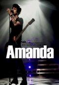 """Cubierta del libro """"Amanda"""""""
