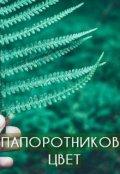 """Обложка книги """"Папоротников цвет"""""""