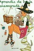 """Cubierta del libro """" Aprendiz De Bruja Enamorada"""""""