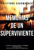 """Cubierta del libro """"[1] Memorias de un superviviente"""""""
