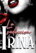 """Cubierta del libro """"La seducción de Irina."""""""