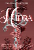 """Cubierta del libro """"Hidra ©"""""""