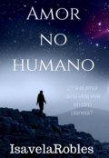 """Cubierta del libro """"Amor no humano"""""""