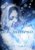 """Cubierta del libro """"La Flor del Invierno"""""""