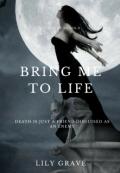 """Cubierta del libro """"Bring Me To Life   En Edicion."""""""