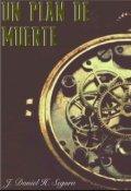 """Cubierta del libro """"Un Plan De Muerte"""""""