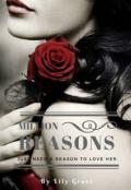 """Cubierta del libro """"Million Reasons"""""""