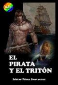 """Cubierta del libro """"El pirata y el tritón"""""""