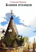 """Обложка книги """"Созвездие Ворона. Башня птенцов"""""""
