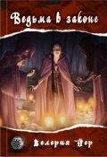 """Обложка книги """"Ведьма в законе"""""""